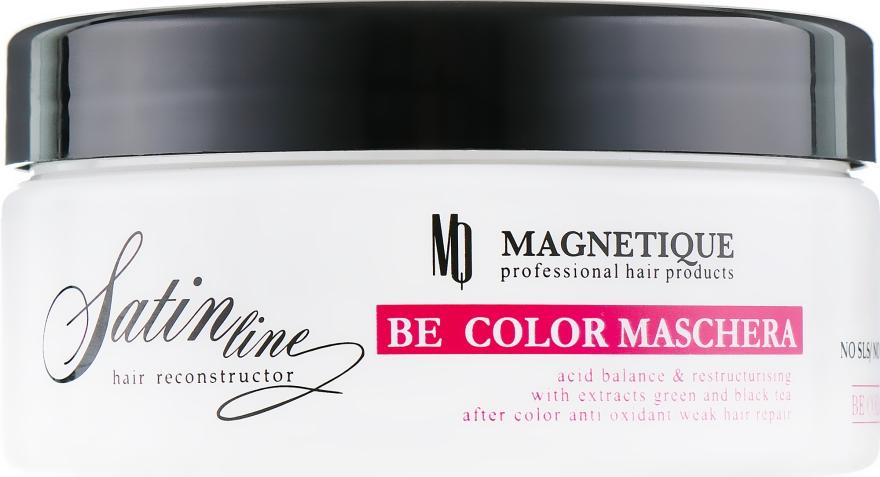 Маска для окрашенных волос - Magnetique Line Be Color Hair Mask
