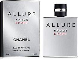 Духи, Парфюмерия, косметика Chanel Allure homme Sport - Туалетная вода