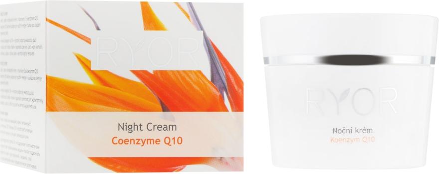 Ночной крем - Ryor Coenzyme Q10 Night Cream
