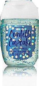 "Антибактериальный гель для рук ""Confetti Cupcake"" - Bath and Body Works Hand Gel"