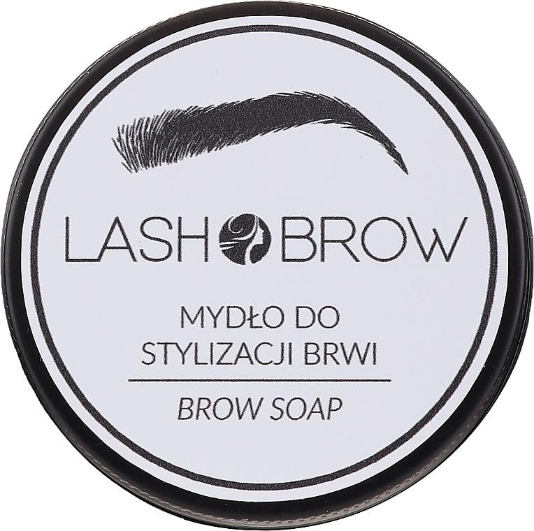 Фиксирующее гель-мыло для бровей - Lash Brow Soap