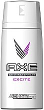 Духи, Парфюмерия, косметика Антиперспирант-аэрозоль - Axe Anti-Perspirant 48h Dry Protection