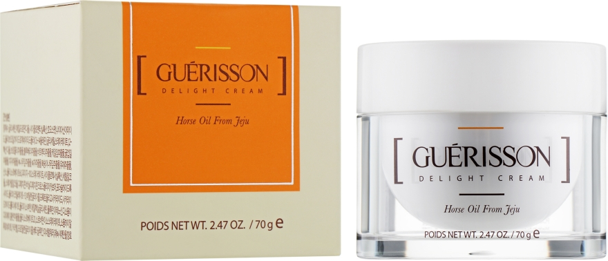 Крем для лица - Claire's Korea Guerisson Delight Cream