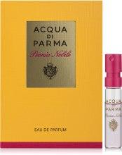 Духи, Парфюмерия, косметика Acqua di Parma Peonia Nobile - Парфюмированная вода (пробник)