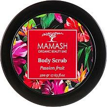 "Духи, Парфюмерия, косметика Скраб для тела ""Passion Fruit"" - Mamash Organic Passion Body Scrub"