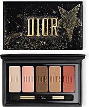 Духи, Парфюмерия, косметика Палетка теней для век - Dior Xmas Eyes Palette