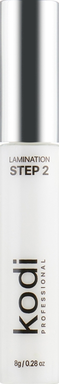 Лосьон для ламинирования ресниц №2 - Kodi Professional Laminating Lotion