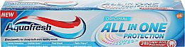 Зубная паста - Aquafresh All In One Protection Original — фото N1