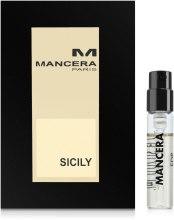 Духи, Парфюмерия, косметика Mancera Sicily - Парфюмированная вода (пробник)