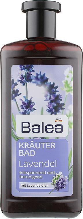 Пена для ванны с Лавандой - Balea Lavender Bath Foam