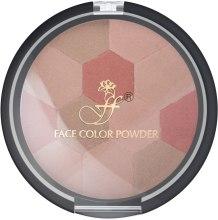 """Духи, Парфюмерия, косметика Румяна компактные """"FF"""" - FFleur Mosaic Face Color Powder"""