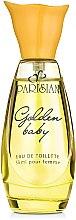 Духи, Парфюмерия, косметика Parisian Golden Baby - Туалетная вода