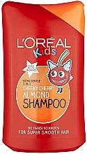 "Духи, Парфюмерия, косметика Шампунь для детей 2в1 ""Вишенка"" - L'Oreal Paris Kids Cheeky Cherry Almond Shampoo"