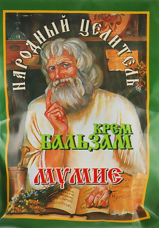 """Крем-бальзам """"Мумие"""" - Народный целитель"""