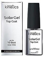 Духи, Парфюмерия, косметика Верхнее покрытие для гель-лака - Kinetics Top Coat Solar Gel Up To 10 Days