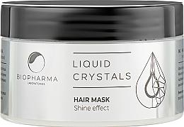 Духи, Парфюмерия, косметика Маска для волос с жидкими кристаллами - Biopharma Bio Oil Hair Mask
