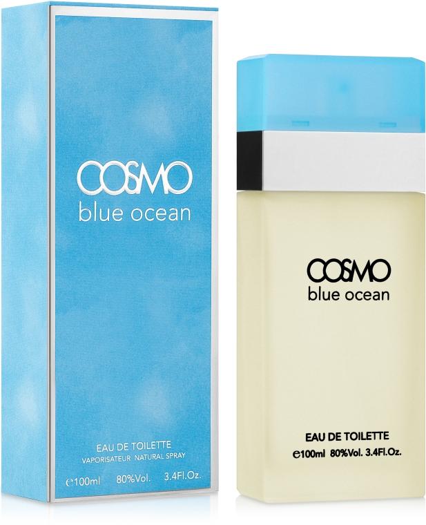 Cosmo Designs Blue Ocean - Туалетная вода — фото N1