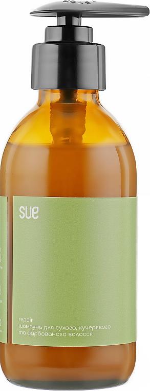 Шампунь для сухих и вьющихся волос - Sue Repair