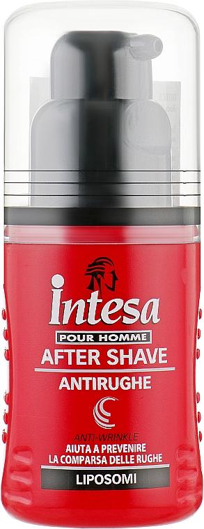 Лосьон после бритья против морщин - Intesa Classic Black Afer Shave Antirughe