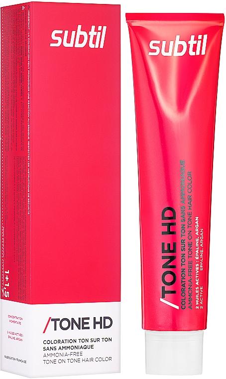 Безаммиачная крем-краска - Laboratoire Ducastel Subtil Tone HD
