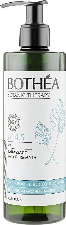 Шампунь для жирных волос - Bothea Botanic Therapy Seboriequilibrante Shampoo pH 4.5