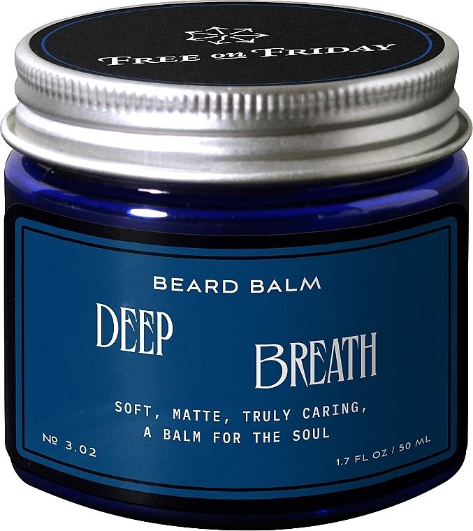Бальзам для бороды - Free on Friday Deep Breath