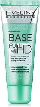 Парфумерія, косметика База під макіяж для маскування почервонінь - Eveline Cosmetics Base Full HD