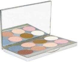 Духи, Парфюмерия, косметика Палитра матовых ультрашелковых теней для глаз - Graftobian HD Matte Shadows Palette