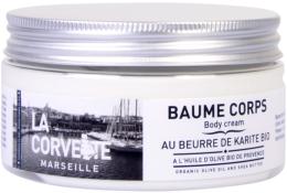 Духи, Парфюмерия, косметика Органический нежный крем для тела - La Corvette Baume Corps