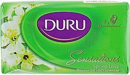 """Духи, Парфюмерия, косметика Туалетное мыло """"Весеннее настроение"""" - Duru Sensations Spring Love"""