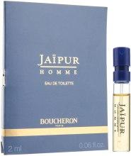 Духи, Парфюмерия, косметика Boucheron Jaipur Pour Homme - Туалетная вода (пробник)