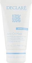 Духи, Парфюмерия, косметика Антисептическая маска - Declare Pure Balance Anti-Oil Mask