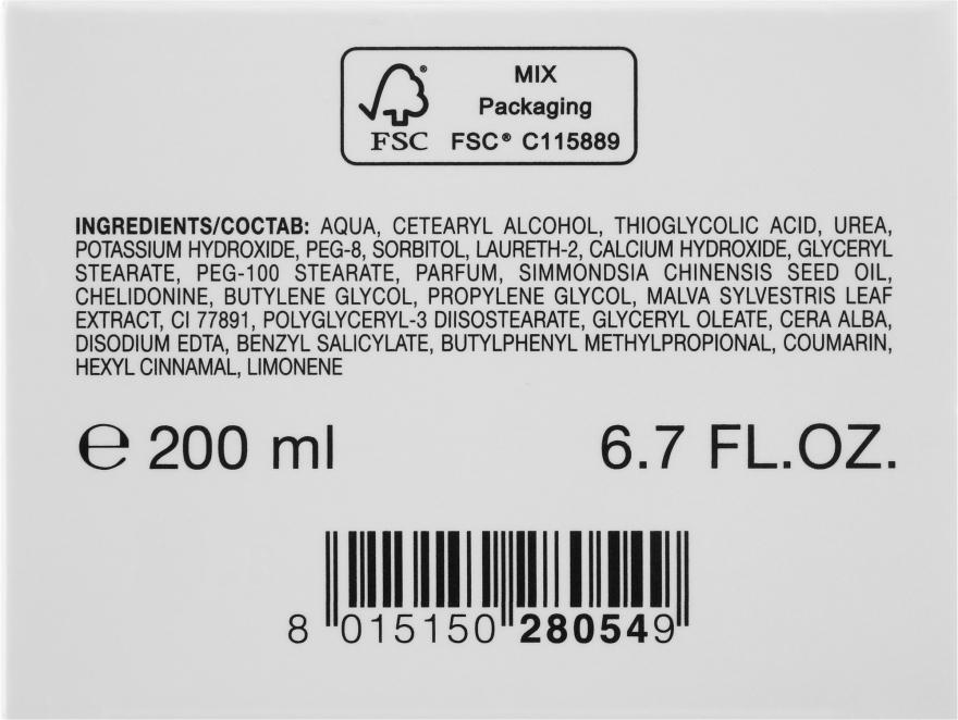 Крем-Депілятор для Чоловіків - Collistar Linea Uomo Depilatory Cream for Men — фото N3