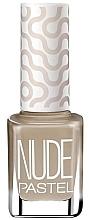 Духи, Парфюмерия, косметика Лак для ногтей - Pastel Nude Nail Polish