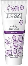 Духи, Парфюмерия, косметика Омолаживающий крем для тела с коллагеном - Dr. Sea Anti-Age Body Cream Collagen