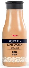 Духи, Парфюмерия, косметика Молочко для тела - Aquolina Body Milk Latte Corpo Myrrh