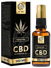 Духи, Парфюмерия, косметика Натуральное конопляное масло Bio CBD 500mg - Dr. T&J Bio Oil