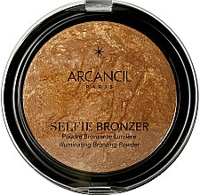 Духи, Парфюмерия, косметика Бронзирующая пудра - Arcancil Selfie Bronzer