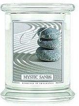 Духи, Парфюмерия, косметика Ароматическая свеча в стакане - Kringle Candle Mystic Sands