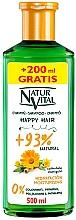 Духи, Парфюмерия, косметика Увлажняющий шампунь для волос - Natur Vital Happy Hair Moisturising Shampoo