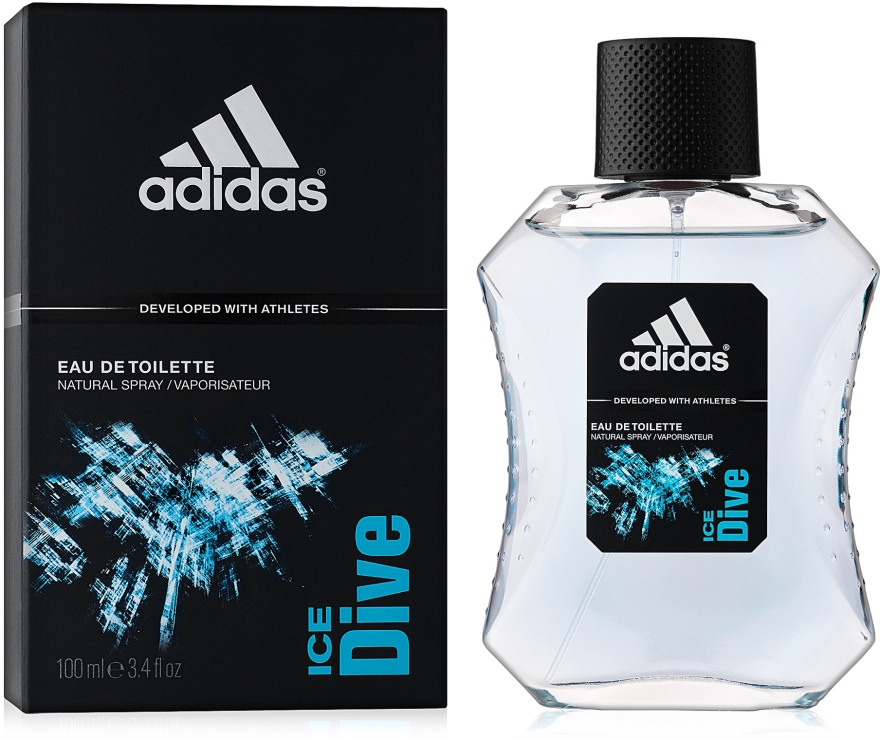 Adidas Ice Dive - Туалетная вода