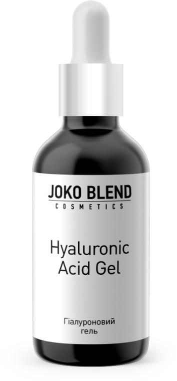 Гель для лица с гиалуроновой кислотой - Joko Blend Hyaluronic Acid Gel