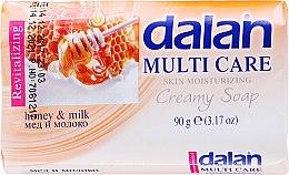"Духи, Парфюмерия, косметика Мыло туалетное ""Мёд и молоко"" - Dalan Multi Care"