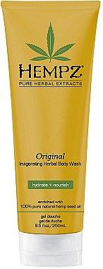 """РАСПРОДАЖА Гель для душа """"Оригинальный"""" - Hempz Original Invigorating Herbal Body Wash * — фото N1"""