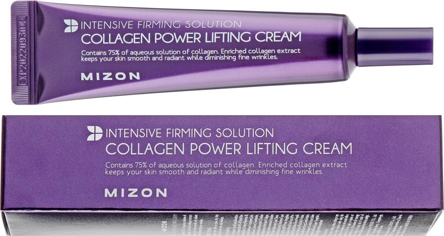 Коллагеновый лифтинг крем, туба - Mizon Collagen Power Lifting Cream
