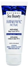 Духи, Парфюмерия, косметика Дневной антивозрастной крем для лица - Natural Sea Beauty Mineral Active Anti-Aging Day Cream SPF 15