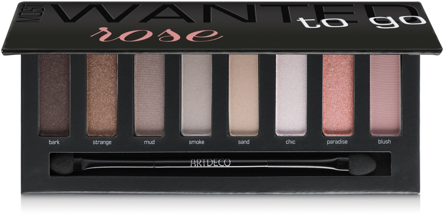 Палетка теней для век - Artdeco Most Wanted Eyeshadow Palette To Go