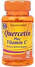 """Духи, Парфюмерия, косметика Пищевая добавка """"Кверцетин + витамин С"""" - Holland & Barrett Quercetin + Vitamin C"""