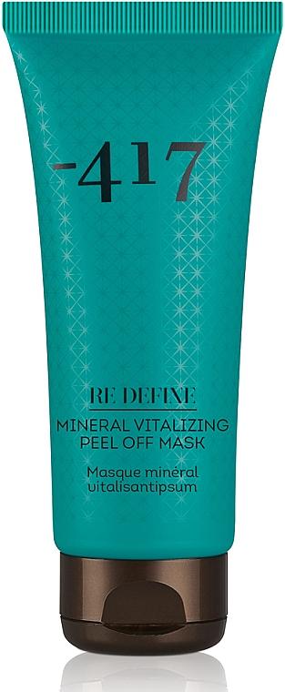 Маска-пиллинг минеральная для лица - -417 Re Define Mineral Peel Off Mask