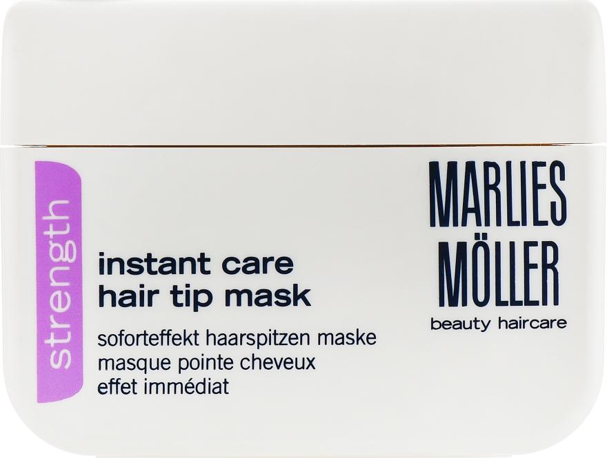Маска мгновенного действия для кончиков волос - Marlies Moller Strength Instant Care Hair Tip Mask (тестер)